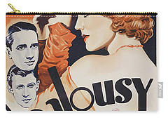 Jealousy Carry-All Pouches