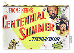 1940s Movies Carry-All Pouches