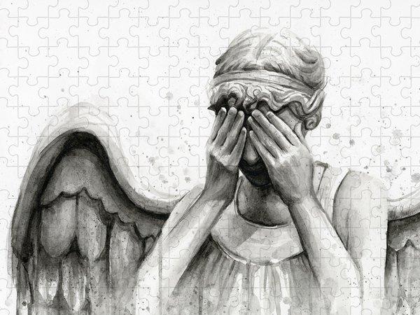 Angel Puzzles