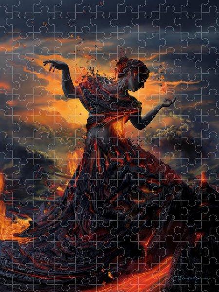 Mythology Puzzles