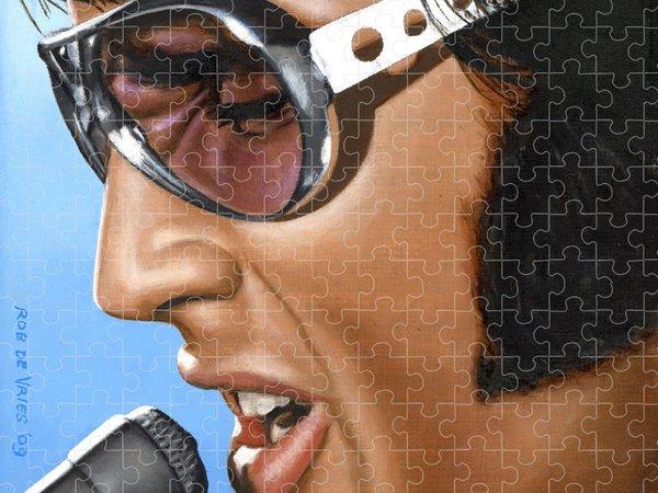 Elvis Presley Puzzles