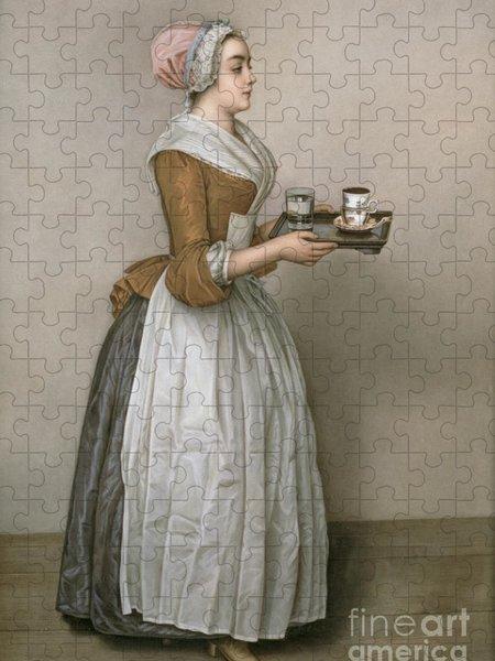 Tea Cup Jigsaw Puzzles