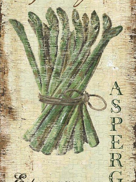 Asparagus Puzzles