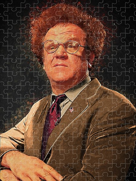 Mr. Cellophane Jigsaw Puzzles