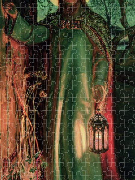 Savior Jigsaw Puzzles