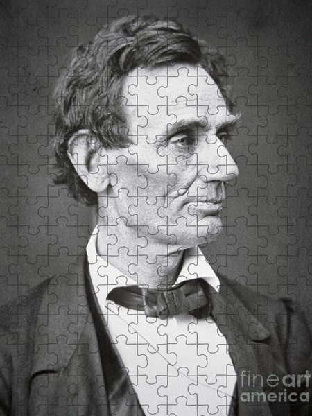 Abraham Lincoln Jigsaw Puzzles