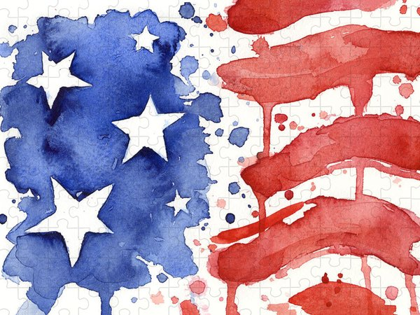 Stars And Stripes Puzzles