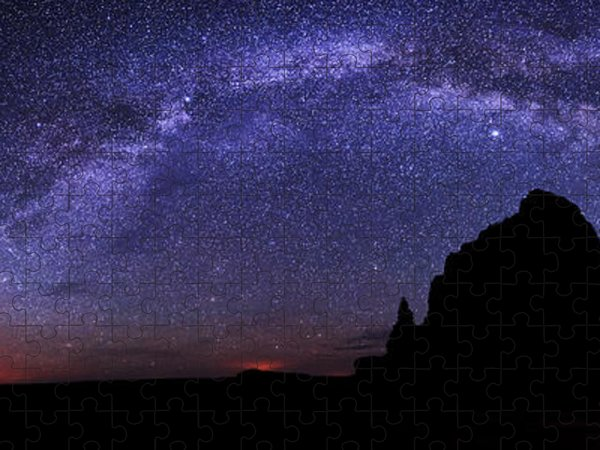 Celestial Jigsaw Puzzles