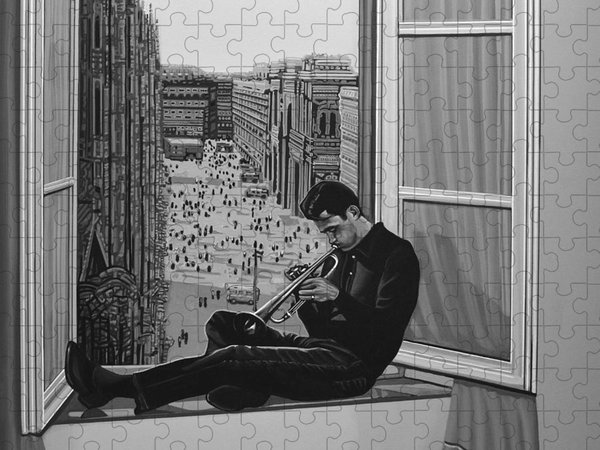 Jazz Singer Puzzles