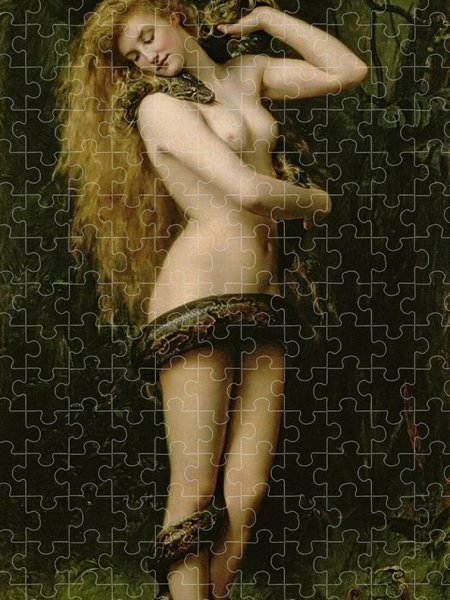 Nude Jigsaw Puzzles