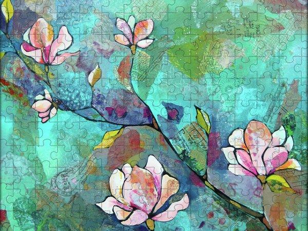 Magnolia Puzzles