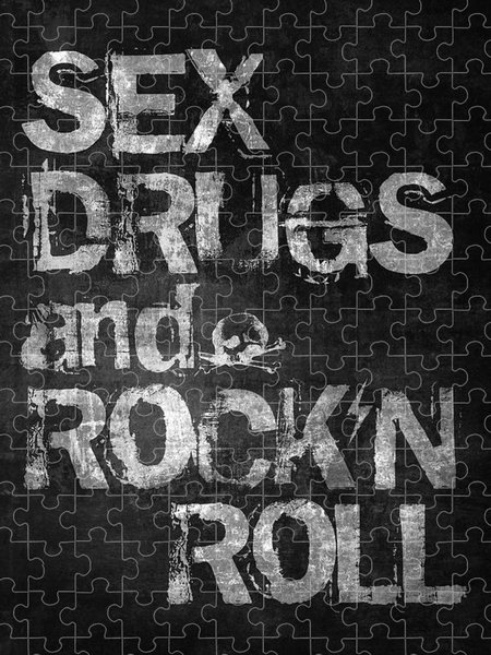 Rock And Roll Jigsaw Puzzles