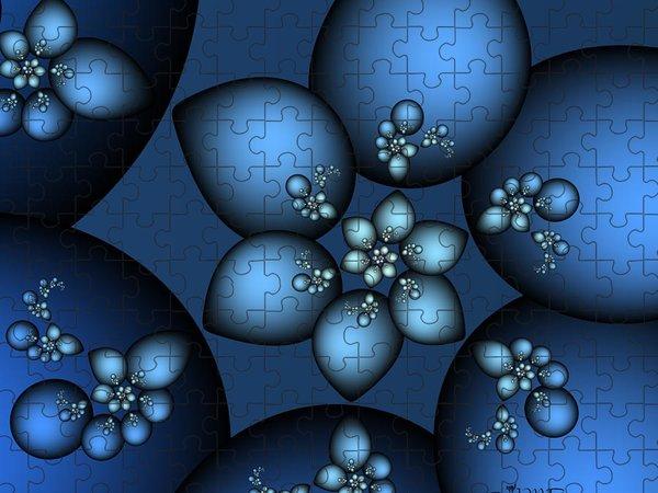 Fractal Jigsaw Puzzles