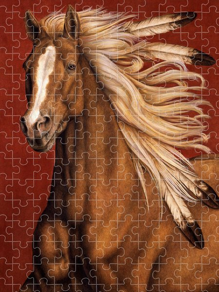Equine Jigsaw Puzzles