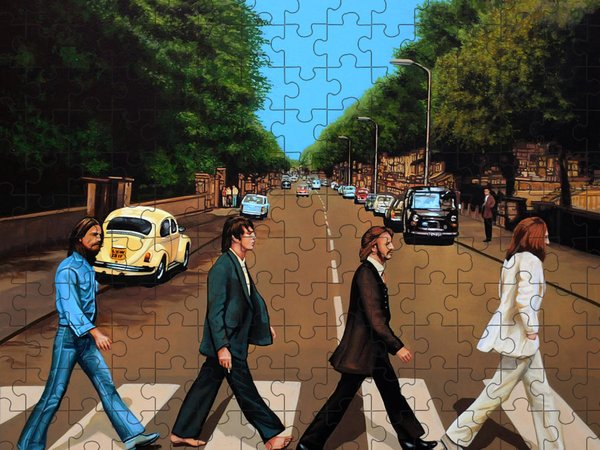 Singer Jigsaw Puzzles