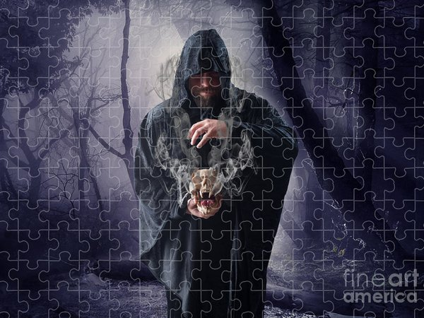 The Mystic Puzzles