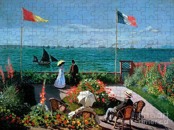 Monet Jigsaw Puzzles