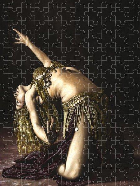 Bellydancer Puzzles