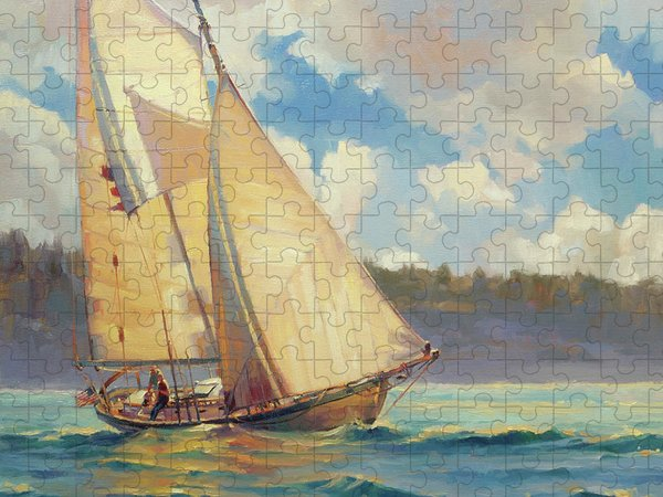 Port Jigsaw Puzzles