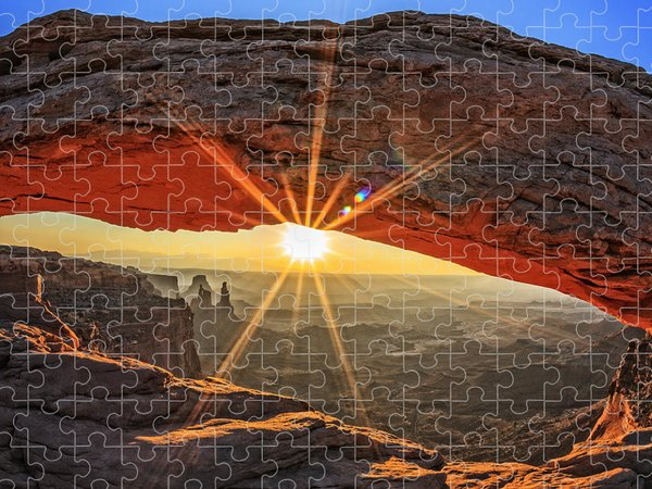 Canyon Jigsaw Puzzles