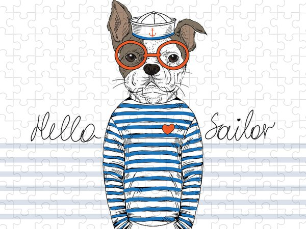 French Bulldog Jigsaw Puzzles