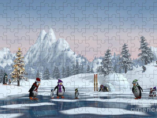 Color Image Puzzles