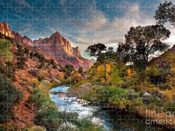 Utah Jigsaw Puzzles
