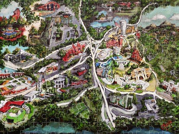 Alabama Jigsaw Puzzles