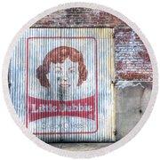 0256 Little Debbie - New Orleans Round Beach Towel