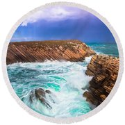 Baleal Round Beach Towel