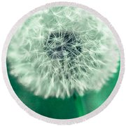 Blowball 1x1 Round Beach Towel
