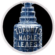 Stanley Cup 2 Round Beach Towel