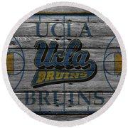 Ucla Bruins Round Beach Towel