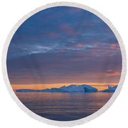 110613p176 Round Beach Towel by Arterra Picture Library