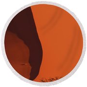 120118p072 Round Beach Towel by Arterra Picture Library