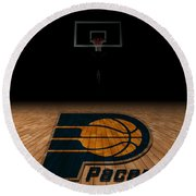 Indiana Pacers Round Beach Towel