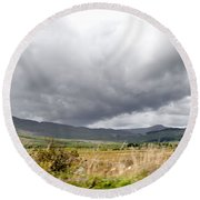 Killarney National Park Round Beach Towel