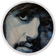 Ringo Round Beach Towel