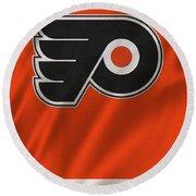 Philadelphia Flyers Round Beach Towel