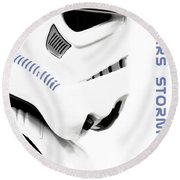 Star Wars Stormtrooper Round Beach Towel