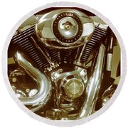 96 Cubic Inches Round Beach Towel