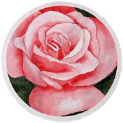 A Rose By Any Other Name Round Beach Towel