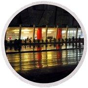 Avenida Paulista - Reserva Cultural Round Beach Towel