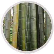 Bamboo Round Beach Towel