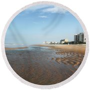Beach Vista Round Beach Towel