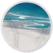 Beachscape Round Beach Towel