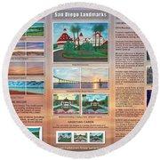 Brochure 2015 - Interior Round Beach Towel