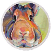 Bubba Omalley Round Beach Towel