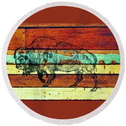 The Great Gift Round Beach Towel