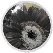 Centerpiece Round Beach Towel by Photographic Arts And Design Studio